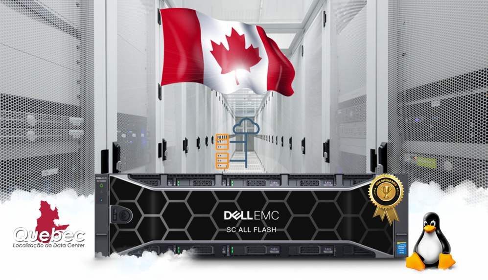 vps linux canada, linux canada, server vps canada,