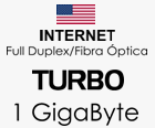 Link de Internet 1 GigaByte TURBO