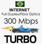 Link de Internet TURBO de 300 Mbps